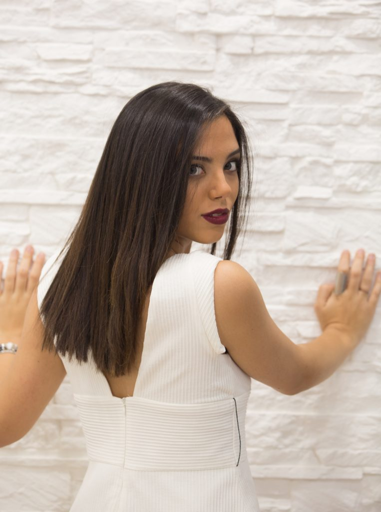 Alice del Re - Miss Degradé Joelle 2016 - Cinzia Caputo parrucchieri