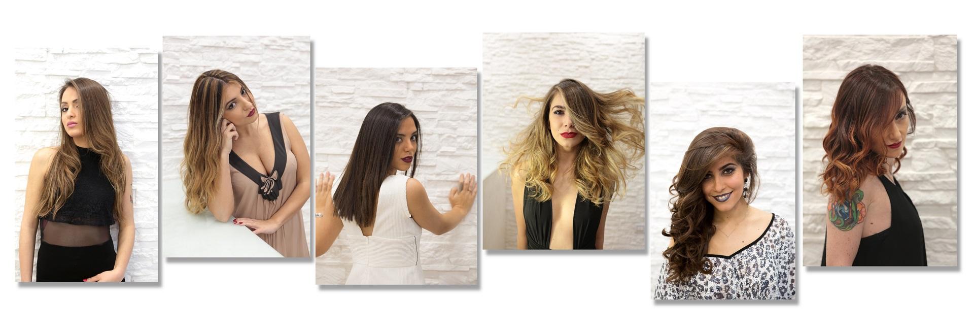 Cinzia Caputo parrucchieri | Centro Degradé Joelle - Foggia | concorrenti miss degrade 2016