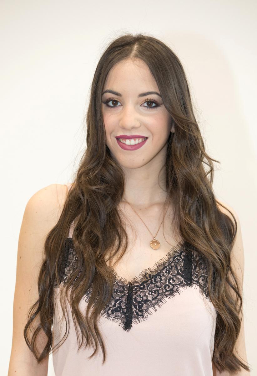 Miss Degradé Joelle 2017 - Cinzia Caputo parrucchieri