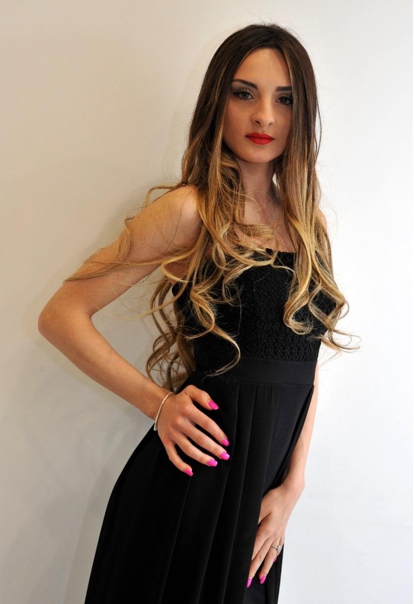 Annarita Cagnazzo - Miss Degradè Joelle - Cinzia Caputo parrucchieri FOGGIA