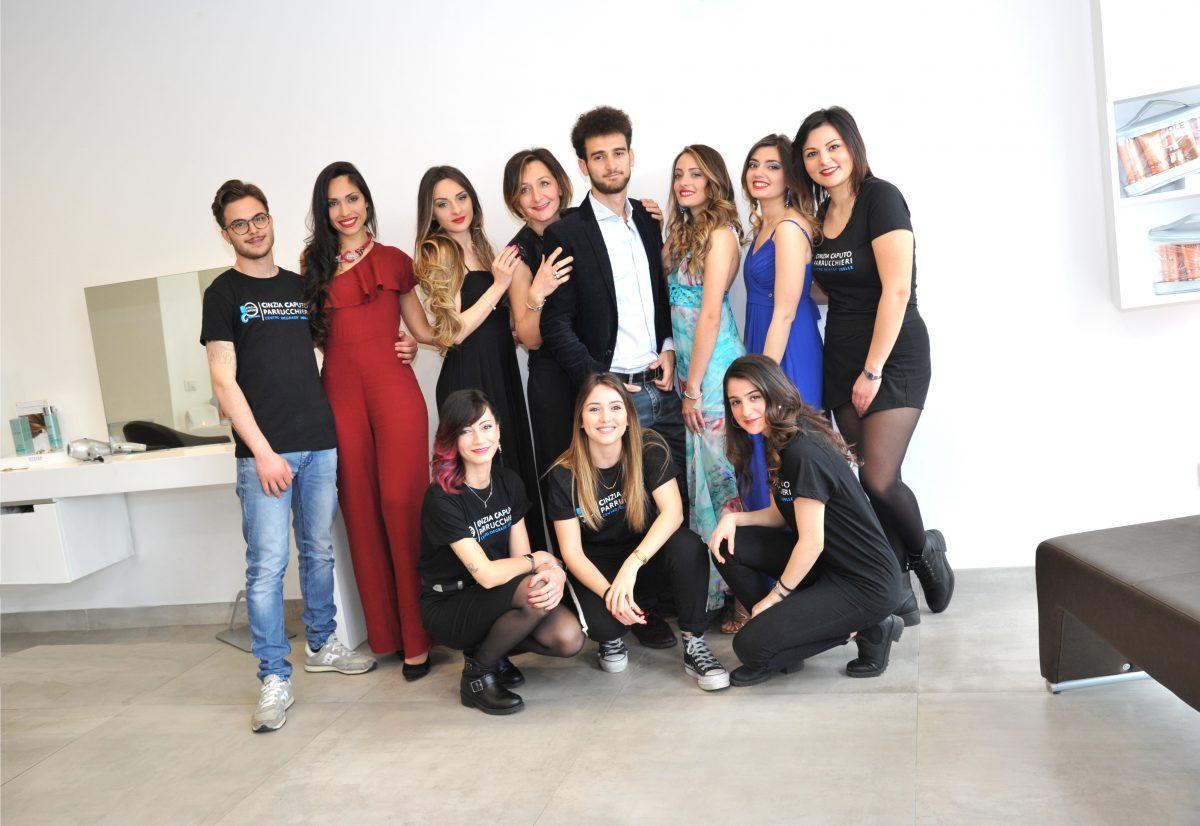 staff 2018 | Cinzia Caputo parrucchieri Foggia - centro degrade joellestaff 2018 | Cinzia Caputo parrucchieri Foggia - centro degrade joelle