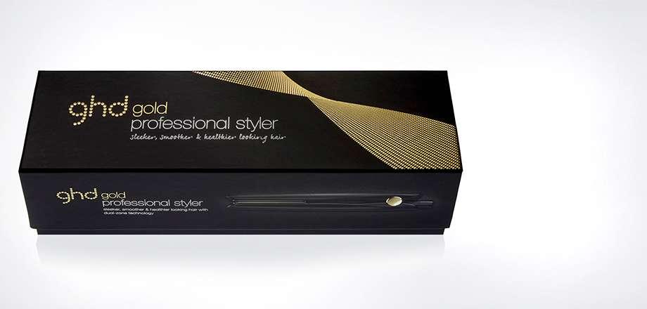 ghd new gold | piastra capelli styler - Cinzia Caputo parrucchieri