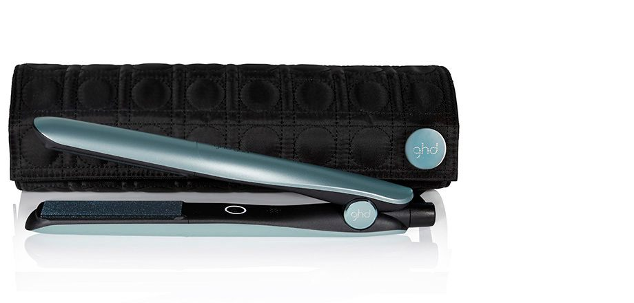 ghd gold glaciat gift box piastra e pochette | piastra capelli styler - Cinzia Caputo parrucchieri