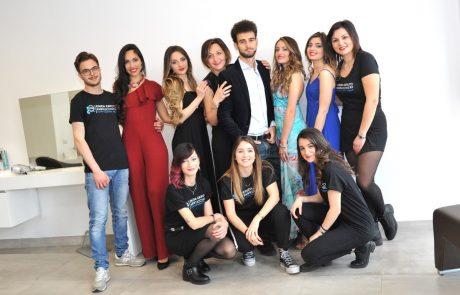 staff 2018 | cinzia caputo parrucchieri Foggia - centro degrade joelle