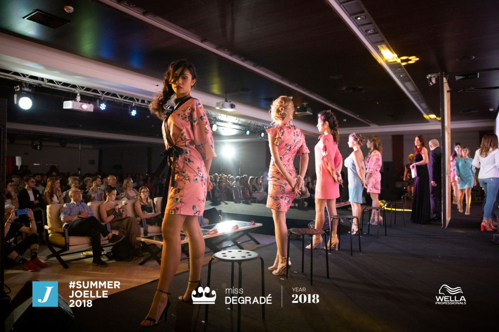 Miss Degradè Joelle 2018 - Cinzia Caputo parrucchieri FOGGIA