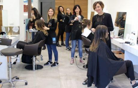 staff 2018 | cinzia caputo parrucchieri