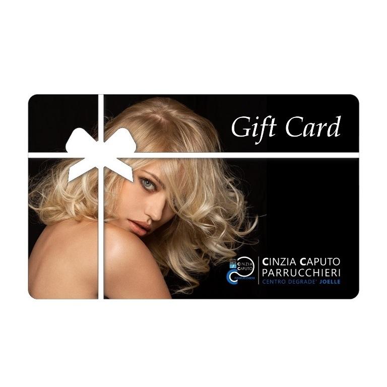 cinzia caputo parrucchieri - centro degrade joelle - coupon gift card