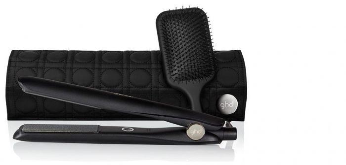 ghd gold gift box piastra e spazzola | piastra capelli styler - Cinzia Caputo parrucchieri