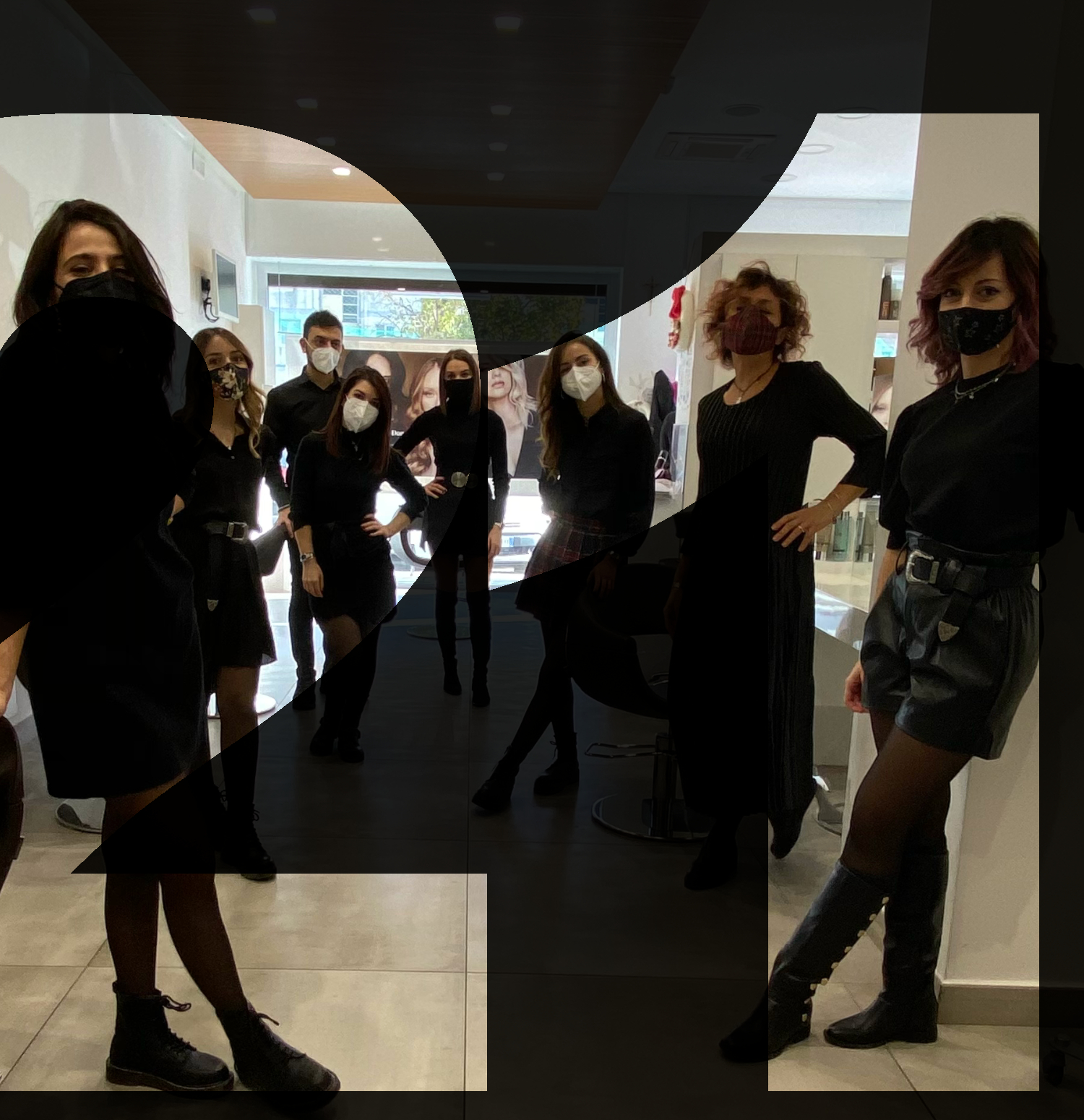 staff cinzia caputo parrucchieri 2021 HNE